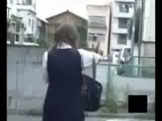 【露出】巨乳で美乳の京都美人のハメ撮りを盗◯